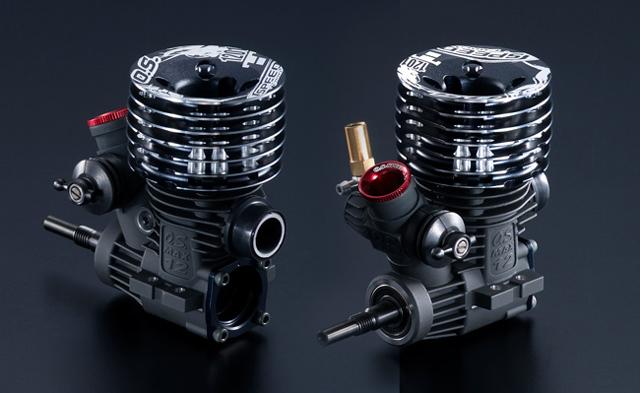 O.S.ENGINE 1A400 O.S.SPEED T1201 ツーリング用エンジン