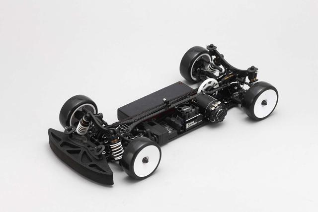 YOKOMO MRTC-BD715B 【RPリポバッテリー付き!】BD7 2015 BLACK SERIES ツーリングカーキット