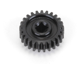 Schumacher U3864 Side Gear; Steel 25T - SX3/KF