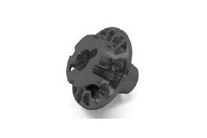 WRAP UP NEXT 0212-FD アルミスパーギアホルダー・ブラック (NERVIS/ドリパケ対応)