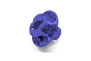 WRAP UP NEXT 0213-FD アルミスパーギアホルダー・ブルー (NERVIS/ドリパケ対応)