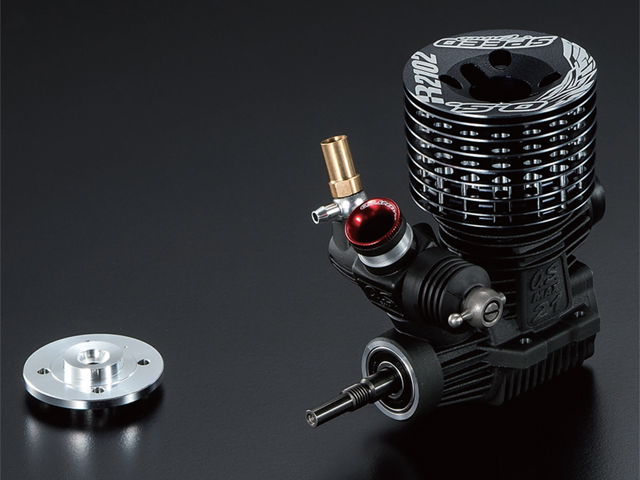 O.S.ENGINE 1A100 O.S.SPEED R2102 1/8レーシングエンジン