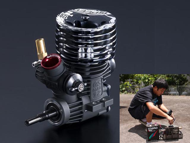 SMJ 1A400MM O.S.SPEED T1201 ツーリング用エンジン MM Spec【ブレークイン済エンジン】