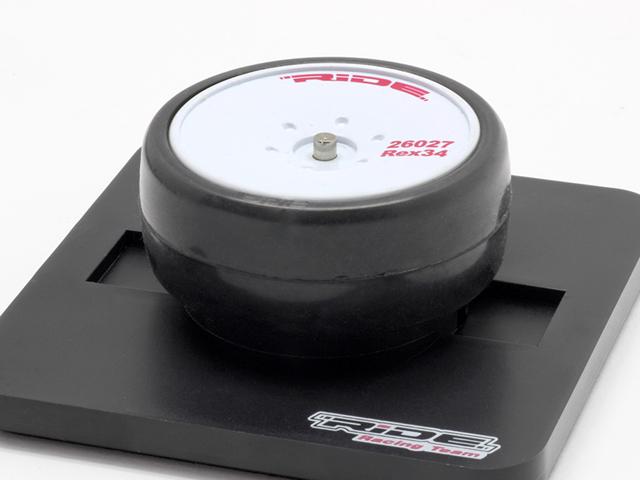 RIDE 29023 1/10ツーリングカー用ゴムタイヤ接着治具