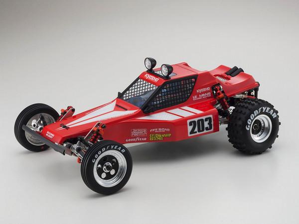 KYOSHO 30615 トマホーク 2WDレーシングバギーキット