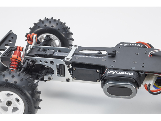 KYOSHO 30617 OPTIMA EP 4WD KIT【ご予約商品です。】