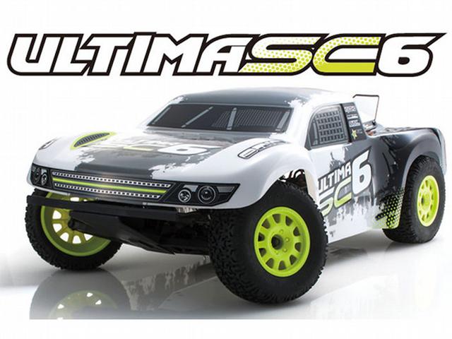 KYOSHO 30859 アルティマSC6 2WD レディーセット
