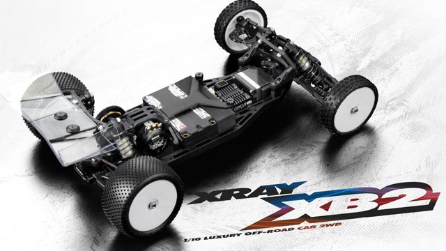 XRAY 320000 XRAY XB2 カーペットエディション 2WDバギーキット【ご予約商品です】