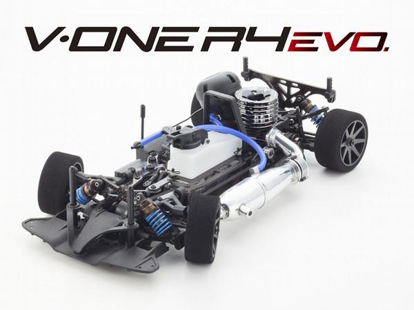 KYOSHO 33204 V-ONE R4 Evo.GPツーリングカーキット