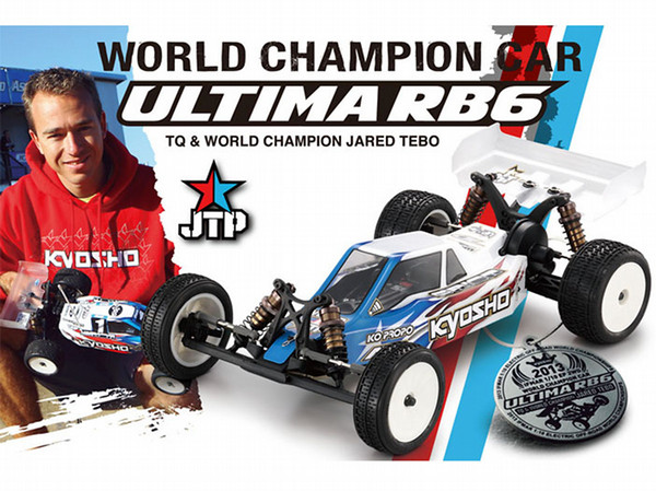 KYOSHO 34301 アルティマ RB6 2WD キット(2015)