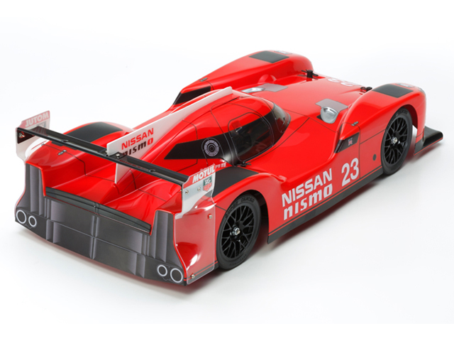 TAMIYA SP-1579 NISSAN GT-R LM NISMO Launch version スペアボディ
