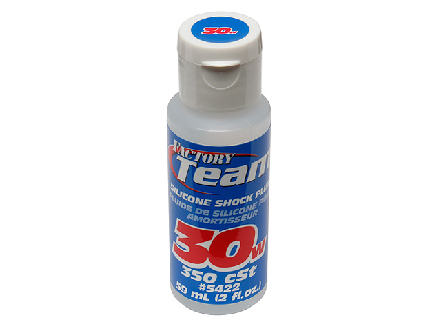 ASSOCIATED 5422 FT Silicone Shock Fluid, 30wt (350 cSt)
