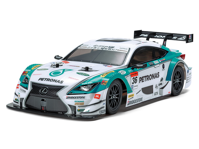 TAMIYA SP-1582 PETRONAS TOM'S RC F スペアボディセット