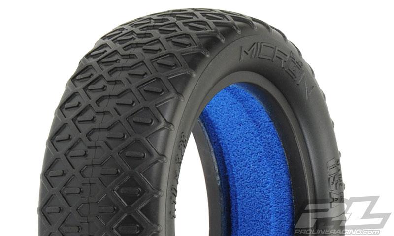 PROLINE 8250-17 Micron 2WDフロントタイヤ(MC)