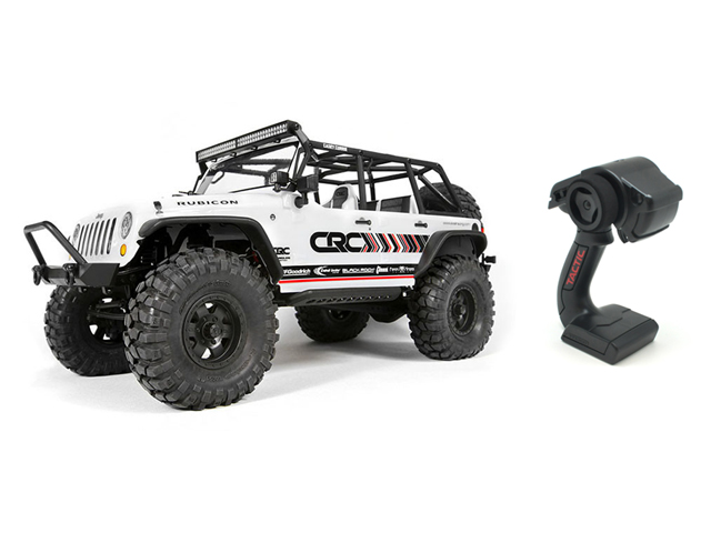 AXIAL AX90035 Axial SCX10 Jeep ラングラー CR エディション4WD RTRキット