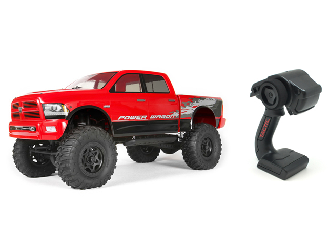 AXIAL AX90037 Axial SCX10 ラム パワーワゴン 4WD RTRキット
