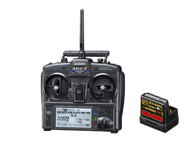 SANWA 101A32001A EXZES ZZ 【RX-481 PC】