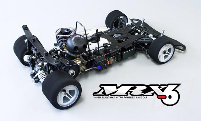 MUGEN H2006 MRX-6 CAR KIT