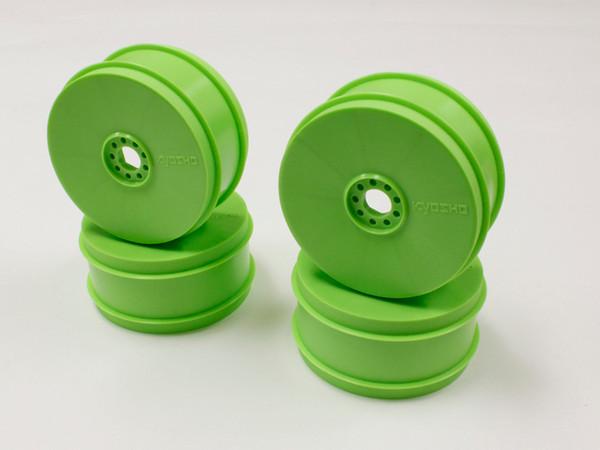 4pcs//F-Orange//MP9 TKI4 Kyosho IFH006KO Dish Wheel