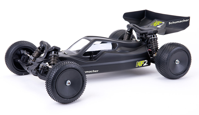 Schumacher K155 Schumacher Cougar KF2 1/10th Competition 2WD