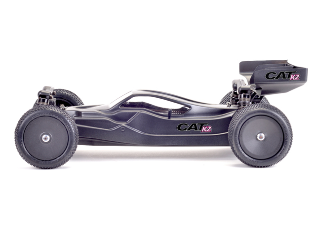 Schumacher K159 Schumacher CAT K2 for 1/10 4WD EPバギー【ご予約商品です】