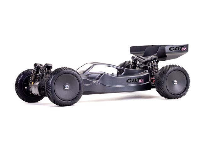 Schumacher K160 Schumacher CAT K2 for 1/10 4WD 工場組立済みキット