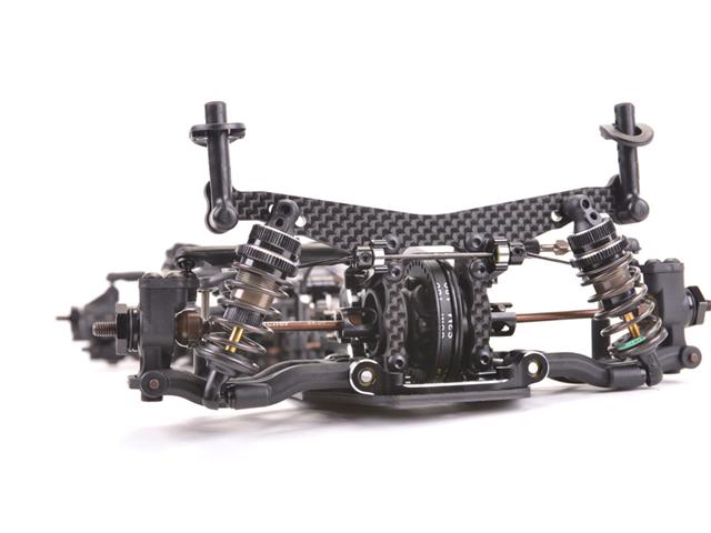 Schumacher K161 1Schumacher Mi6 EPツーリングカーキット