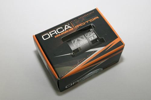 PROSPEC OTM135TX ORCA TX ブラシレス モーター【13.5T】