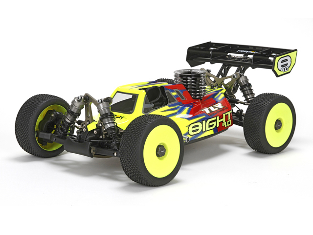 TEAM LOSI TLR04003 8IGHT (エイト) 4.0 レーシング 4WD バギーキット