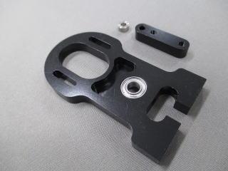 TN RACING TN-788 R2モーターマウント(おみこし仕様) ドリパケ樹脂シャーシ
