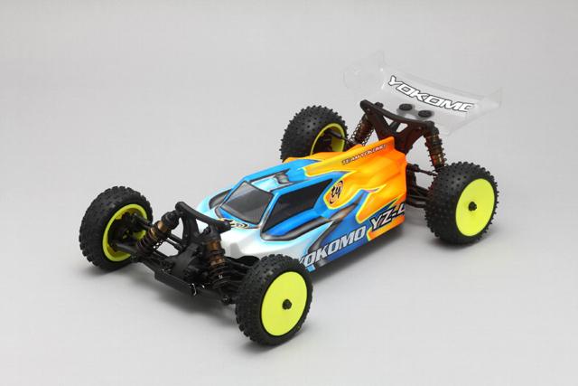 YOKOMO B-YZ4 YZ-4 4WDレーシングオフロードカーキット