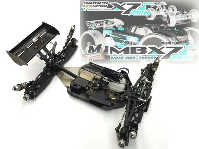 SPIRAL E2019-AJ MBX7TR【半完成キット/AJビルト】