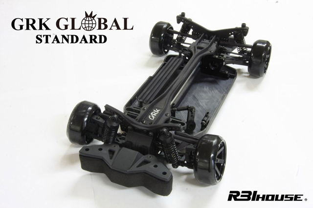 R31WORLD GRKGS GRK GLOBAL スタンダード シャーシキット