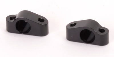Schumacher U4719 Alloy Pivot Block 4/1.5 deg KF2 - pair