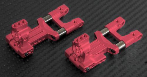 WRAP UP NEXT 0251-FD VX サスペンションシステム Ver.3(2.5mm/red)