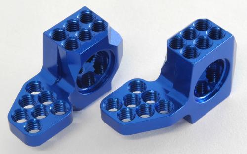 WRAP UP NEXT 0261-FD GX フロントナックル Ver.3 (blue)