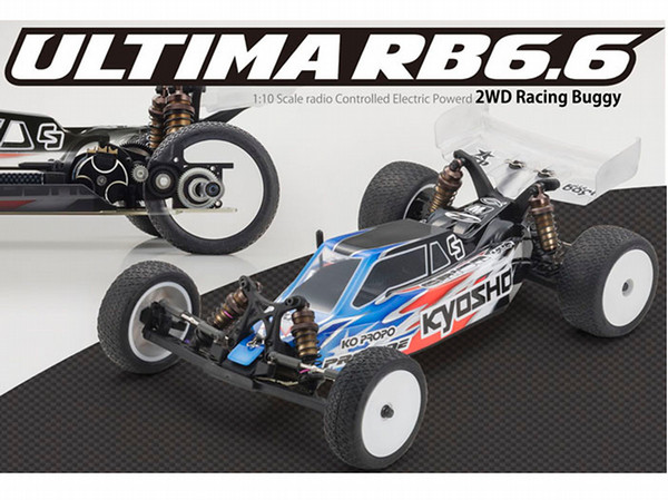 KYOSHO 34302 アルティマRB6.6 2WD キット