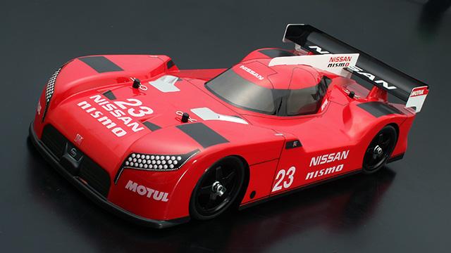 ABCHOBBY 66165 Nissan GT-R LM NISMO ツーリングカー用ボディ