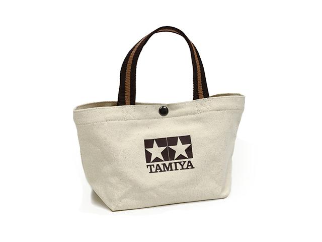 TAMIYA 67311 タミヤ ミニトートバッグ (ブラウン)