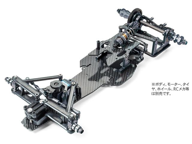 TAMIYA 84432 TRF102シャーシキット ブラックエディション