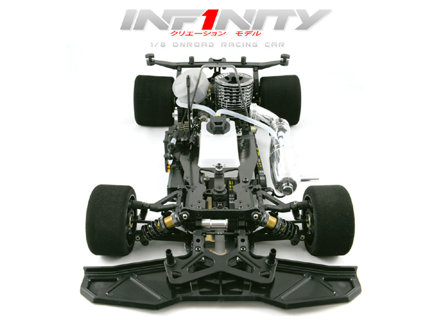INFINITY CM-00001 INFINITY 1/8 ON ROAD RACING CAR KIT