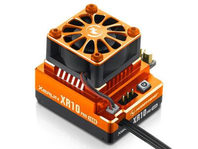 HOBBYWING HW30112601 XeRUN XR10 PRO 160A オレンジ