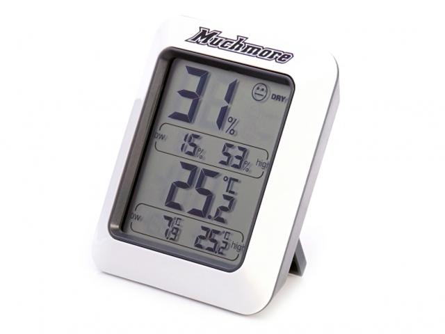 Muchmore MR-RHP レースヘルパーPro(温度・湿度)