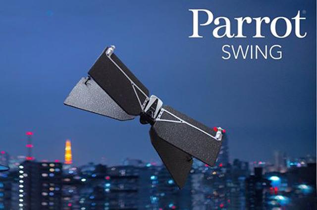 Parrot PF727073 Swing フライパッドセット【ドローン規制対象外商品です。】
