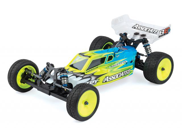 ASSOCIATED RC-10B6D RC10B6D チーム キット【ダート路面向き】