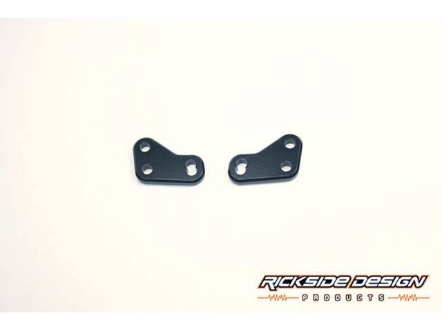 RICKSIDE DESIGN RSDP-EPA02 Steering Plate for B6/B6D