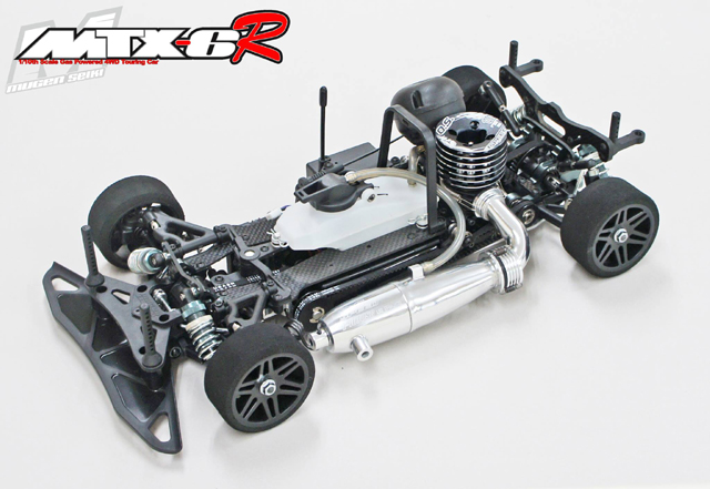 MUGEN T2004 MTX-6R シャーシキット