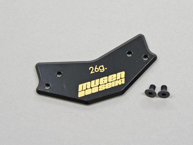 MUGEN T2410 フロントウエイト26g MTX6R
