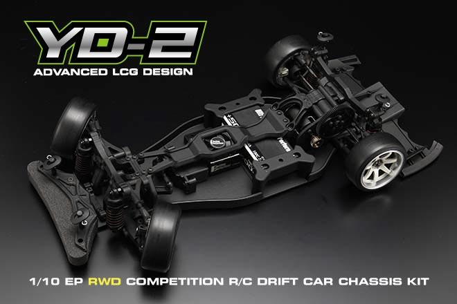 YOKOMO DP-YD2 RWD DRIFT CAR YD-2 シャーシキット