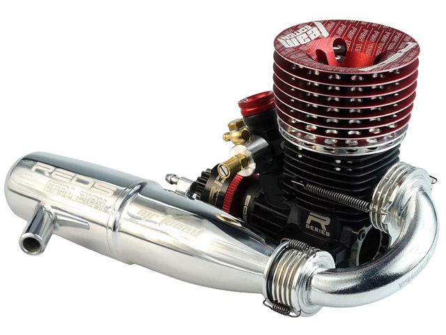 REDS ECBU0001 R5T TEAM Edition V4.0 マフラー&マニ付きセット【日本限定お買得セット】